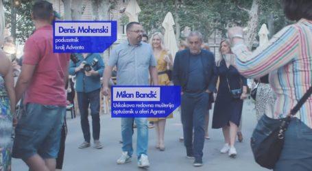 'UDRUŽENI ADVENTSKI PODUHVAT': Dario Juričan objavio prvi foršpan za film 'Kumek'