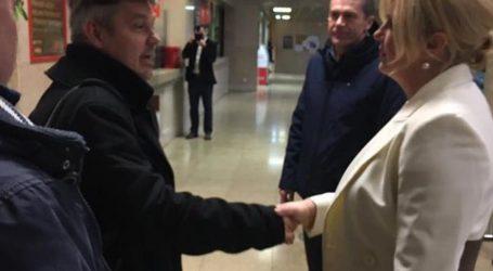 Sreli se Juričan i Kolinda Grabar-Kitarović