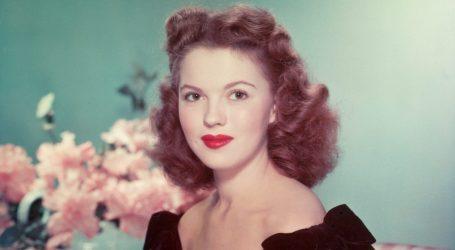 Na današnji dan 1950. povukla se iz svijeta glume Shirley Temple