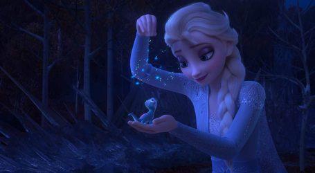 Soundtrack animiranog filma 'Snježno kraljevstvo 2' vrlo popularan