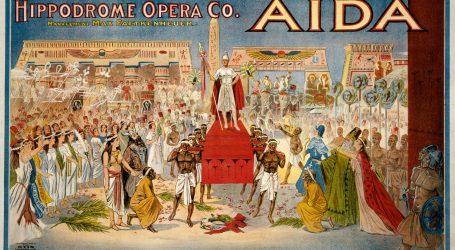 Na današnji je dan 1871. bila praizvedba opere Aida