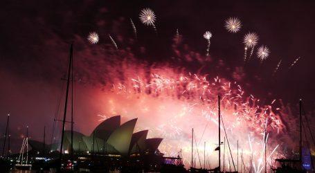 Vatromet u Sydneyu usprkos negodovanju