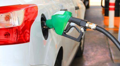 Od danas više cijene goriva