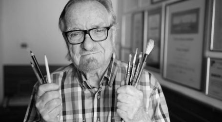 Danas 89. rođendan slavi Borivoj Dovniković Bordo