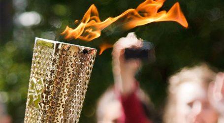 Olimpijska baklja kreće iz Fukushime