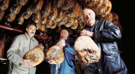 DOSSIER: ZAŠTIĆENI HRVATSKI PROIZVODI Europa gladna pršuta i rakije