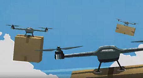 VIDEO: Američka agencija bi mogla nadzirati dronove