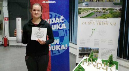 Trinaestogodišnja djevojčica svu ušteđevinu dala za ime u parku Za sva vrimena kraj Poljuda!