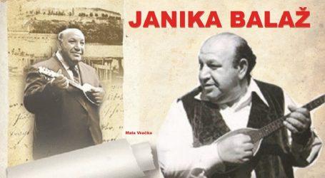 Na današnji dan 1925. rođen je Janika Balaž