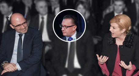 EKSKLUZIVNO: PROTAGONIST AFERE SMS I MAMIĆEV JATAK iz BiH odlučuju o sudbini ošamućene predsjednice i HDZ-a