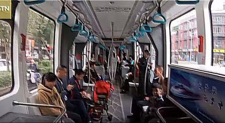 VIDEO: Moderna verzija električnog tramvaja