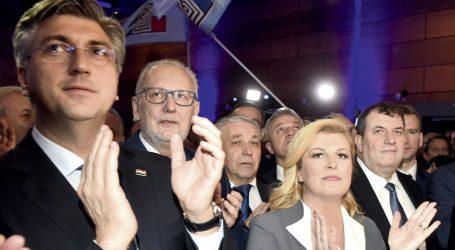 Zgroženi Plenković nekoliko dana prije izbora zaprijetio je Kolindi da će joj HDZ uskratiti podršku