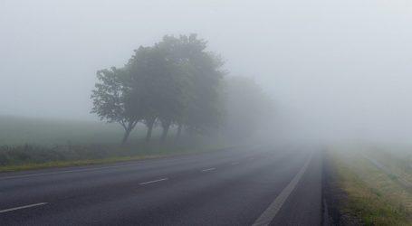 HAK: Magla smanjuje vidljivost, moguća je poledica