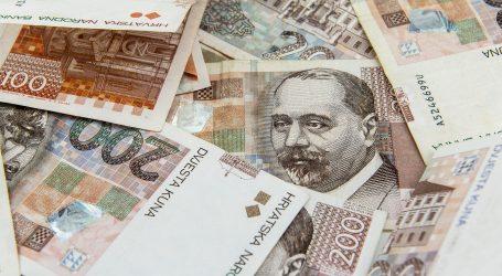 DZS: Prosječna plaća za listopad 6.496 kuna