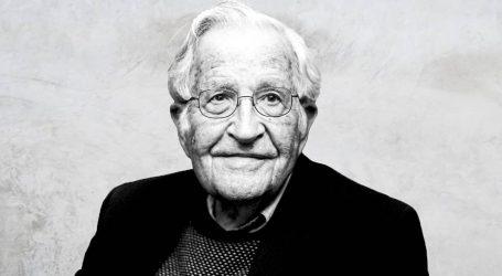 Danas 91. rođendan slavi Noam Chomsky