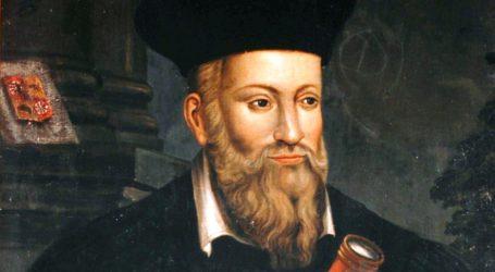 Na današnji dan 1503. rođen je Nostradamus