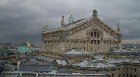 Balerine Pariške opere prosvjedovale zbog planirane mirovinske reforme