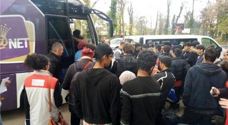BiH: Svi migranti prebačeni iz Vučjaka, dio ipak smješten u Blažu