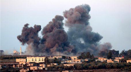 Osmero ubijenih u zračnom napadu na sjeverozapadu Sirije