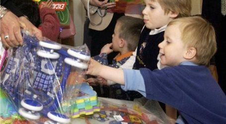 Ukradeni božićni darovi za siromašnu djecu i obitelji u potrebi