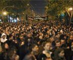Mladi i skupine krajnje ljevice u Grčkoj mimohodima odali počast mladiću kojeg je ubio policajac