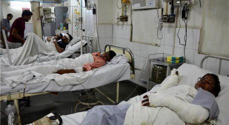 Najmanje 43 mrtvih u požaru u New Delhiju