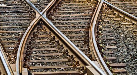 Vlak iskočio iz tračnica kod Križevaca