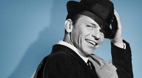 Na današnji dan 1915. rođen je Frank Sinatra