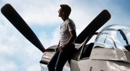 """Novi foršpan za film """"Top Gun: Maverick"""", Tom Cruise je sada instruktor pilotima"""