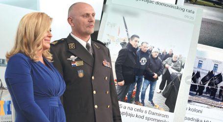 OPERACIJA VUKOVAR: 'Vojni obavještajci nezakonito nadzirali ekstremnu desnicu'