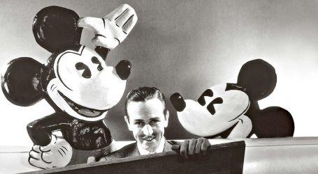 Na današnji dan 1901. rođen je Walt Disney