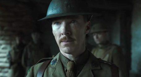 """Je li Benedict Cumberbach dobio 23 milijuna dolara za ulogu u filmu """"1917""""?"""