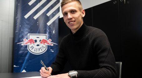 RB Leipzig predstavio Danija Olma