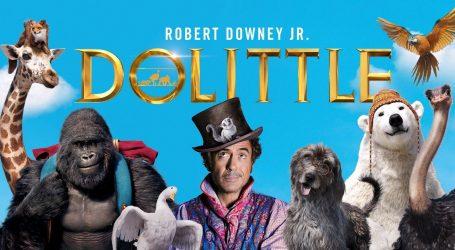 Premijera filma 'Dolittle' uz brojne glumce i poznate ličnosti