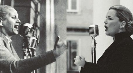 Eva Peron će zapjevati na balkonu zgrade Grada Rijeke
