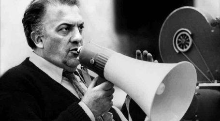 Na današnji dan 1920. rođen je Federico Fellini