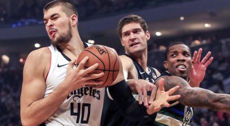 NBA: Clippersi sigurni u Sacramentu, odličan Zubac