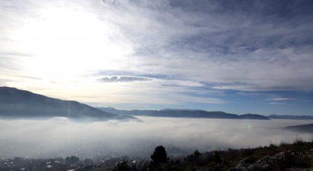 Sarajevo već dva dana na vrhu popisa najzagađenijih gradova svijeta