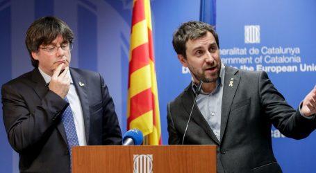 Belgijski sudac odbacio španjolski uhidbeni nalog za Puigdemonta