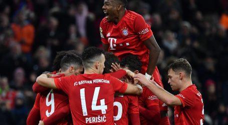 Pobjeda Bayerna za drugo mjesto