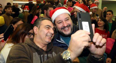 Salviniju prijeti suđenje zbog migranata