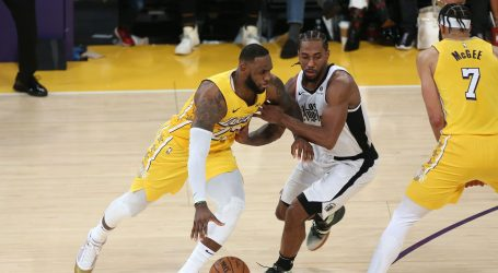 NBA: 33. pobjeda Lakersa