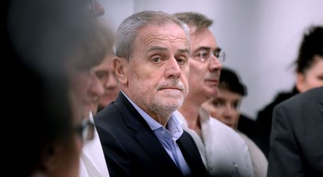 Grabar-Kitarović se nije pojavila na susretu s Bandićem u URIHO-u