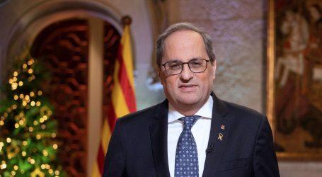 Torra mora napustiti dužnost predsjednika Katalonije