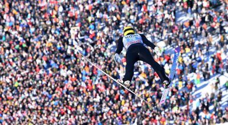 Novogodišnja turneja: Norvežanin Lindvik najbolji u Garmischu