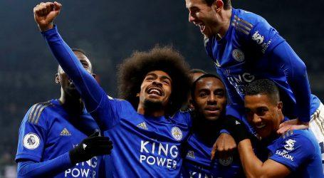 Engleska: Leicester pobjednički zakoračio u novu godinu