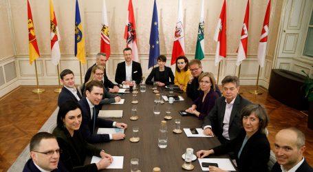 Austrija dobiva novu vladu u kojoj će prvi put u povijesti biti Stranka zelenih