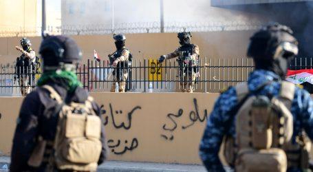 """IRAK: """"Washington očekuje nove napade proiranskih skupina"""""""