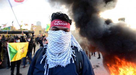 U nemirima u Iranu u studenom ubijena 631 osoba, tvrdi oporbeni portal