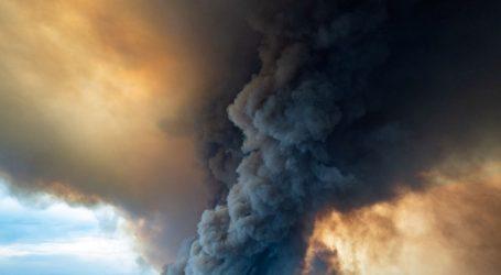 Ledenjaci na Novom Zelandu posmeđili od požara u Australiji